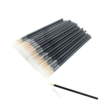 disposable liner brushes